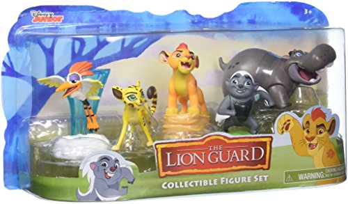 JP La Garde du Roi Lion Lot de 5 Figurines à Collectionner