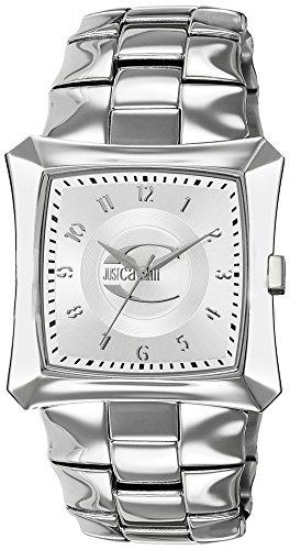 Just Cavalli - Blade - Quartz Analogique - Montre Homme - Bracelet en Acier