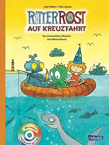 Ritter Rost auf Kreuzfahrt: Buch mit - Kinder Bücher Auf Cd Für