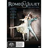 Romeo and Juliet 1954 & Romeo and Juliet 1966 (NTSC) (REGION 0) by Margot Fontaine / Rudolf Nureyev / Laurence Harvey / Susan Shantell