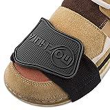 Motorrad Schuhschutz Anti-Abrieb Stiefel Abdeckung Schieber Begleiter,von heyday