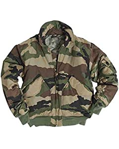 Blouson Aviateur Style Cwu Us Bombers Camouflage Cce Centre Europe Miltec 10404524-xxl Airsoft Militaire Armee Pilote Bombardier