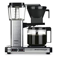 Technische Details: Filterkaffeemaschine / Serie: Technivorm Moccamaster