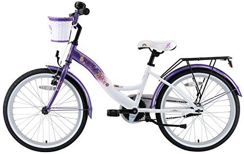 BIKESTAR-508cm-20-pulgada-Bicicleta-para-un-paseo-tranquilo-y-seguro-para-nios-de-6-aos–Edicin-Clsico–Violeta-Lila-Blanco