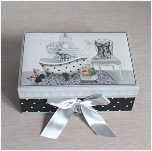 Décoratif juwelenbox jewelry box cherie \\