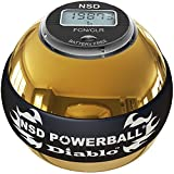 "Powerball® Powerball® 450Hz Diablo Pro ""S"" ™ Ultimate ""Light Weight"" Metal, color dorado"