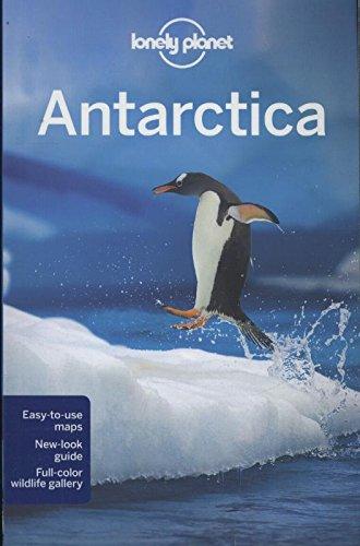 Antarctica 5 (Inglés) (Travel Guide)