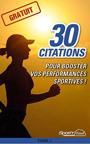 30 CITATIONS POUR BOOSTER VOS PERFORMANCES SPORTIVES! (French ...