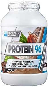 Frey Nutrition Protein 96 Schoko Dose, 1er Pack (1 x 2.3 kg)