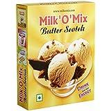 Milkomix Butter Scotch Milkshake & Ice Cream Flavored Milk Powder – 150 GM