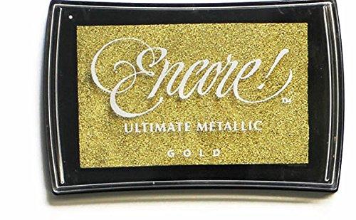 Artoz Encore! Ultimate Metallic 137607-18 gold (Tsukineko UM-10) -
