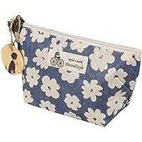 Beauty Case, Culater® caso di trucco borsa da viaggio portatile cosmetico sacchetto della toilette Wash Organizer