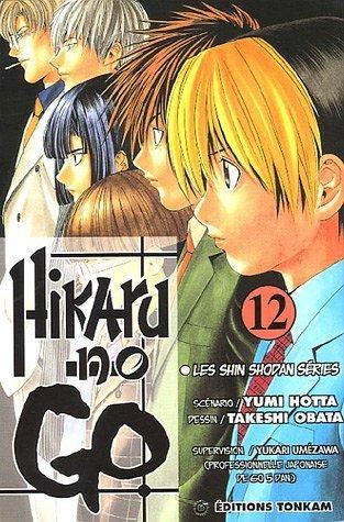 Hikaru no go Vol.12 de Hotta. Yumi (2004) Poche