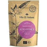 Vita Et Natura® BIO Zyklustee 1 - 100g loser Kräutertee-Mischung nach traditioneller Rezeptur