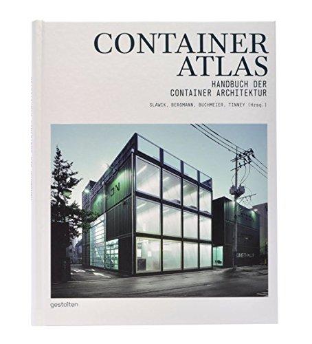 Container Atlas: Handbuch der Container Architektur Buch-Cover
