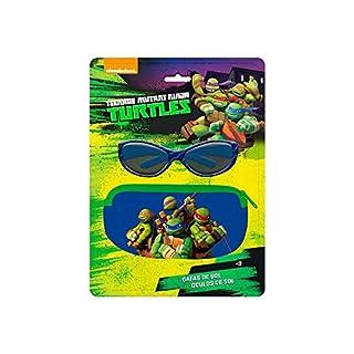 AstroFlight Blister Case + Glasses Sun Teenage Mutant Ninja Turtles