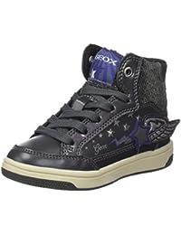 Geox Mädchen Jr Creamy A Hohe Sneaker
