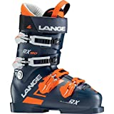Lange RX 120 Skischuhe (Black-Blue/Orange), MP 28.5