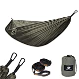 Anyoo Fallschirm Hängematte für Outdoor Garten tragbare Camping Schaukel...