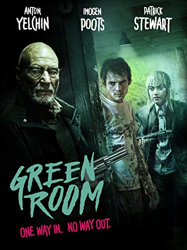 Green Room Cover