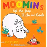 Moomin's Lift-The-Flap Hide and See (Moomin (Drawn & Quarterly))