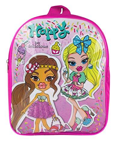 i360® Kids , Zaino multicolore Bratz (Pink)