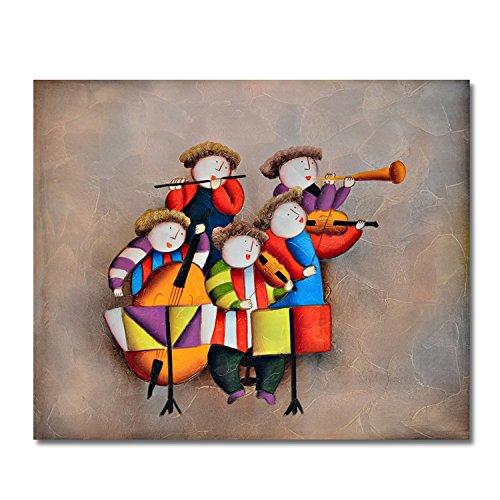 Raybre Art® 50 * 60 cm Pintura al óleo Cuadros...