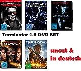 Terminator 1-5 (Uncut) -