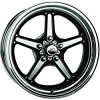 BILLET SPECIALTIES BRS035106145N Street Lite Black Wheel 15x10 4.5in BS