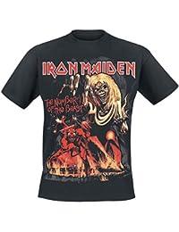 Iron Maiden Number Of The Beast Graphic T-Shirt schwarz