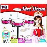 SR Toys Jazz Drum Set For Kids