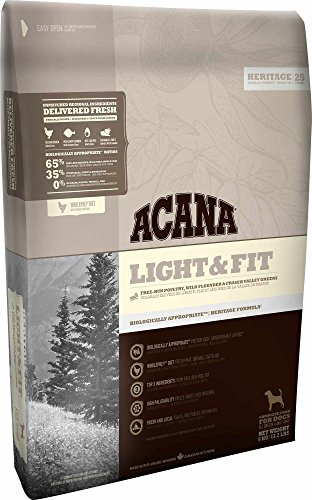 ACANA Light Fit Comida para Perros - 6000 gr