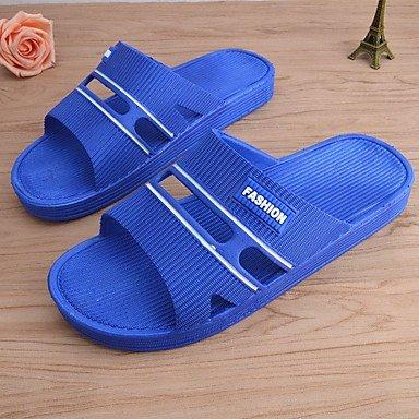 Winterstiefel FrauenPU -beiläufige Keilabsatz Sandalen Feder Sandalen US15 / EU49 / UK14 / CN53