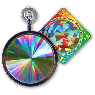 Sonnenfänger-Rainbow Max plenert/axikon Fenster Sun Catcher-Diese Sonnenfänger Sind Ideal für Feng Shui