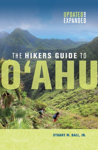 The Hikers Guide to Oahu: Updated and Expanded (A Latitude 20 Book) por Stuart M Ball Jr.