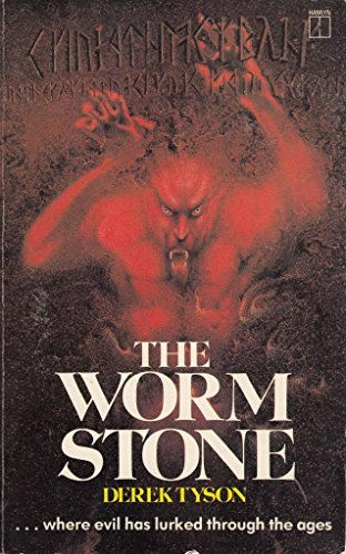 book cover of The Worm Stone