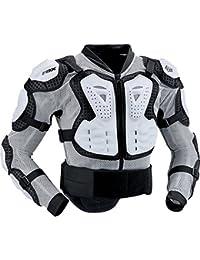 Fox Protektorenjacke Titan Sport - Protecciones de ciclismo, color weiß, talla 2XL