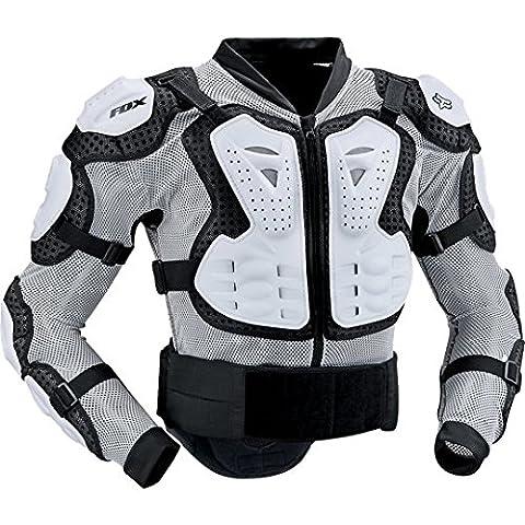 Fox Men's Titan Sport Protection Jacket - White,