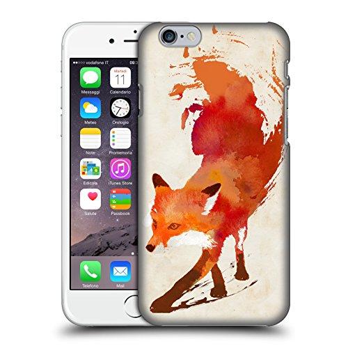 Head Case Designs Offizielle Robert Farkas Vulpes Fuchs Ruckseite Hülle für iPhone 6 / iPhone 6s