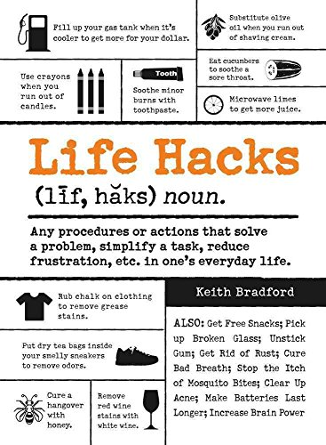 [(Life Hacks)] [By (author) Keith Bradford] published on (February, 2015)