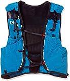 Salomon ADV Skin 12 Set Backpack, Hawaiian Surf/Night Sky, XS/S