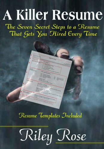 a-killer-resume-land-more-interviews-to-find-a-dream-job-english-edition