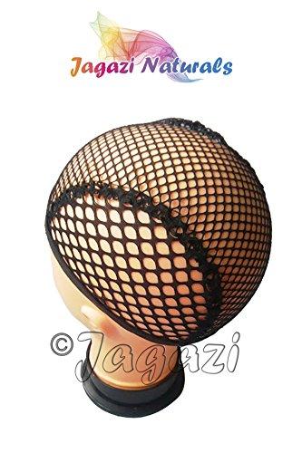 3S Cap Crochet Perücke mit Big Löcher für -
