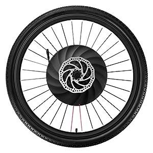 IMortor vorderes eléctrico 26pulgadas Rueda de bicicleta con Bluetooth 4.0para Android IOS