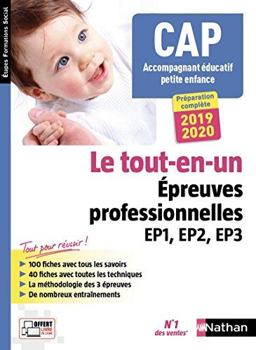 Épreuves professionnelles CAP Accompagnant Éducatif Petite enfance par Louisa Rebih-Jouhet