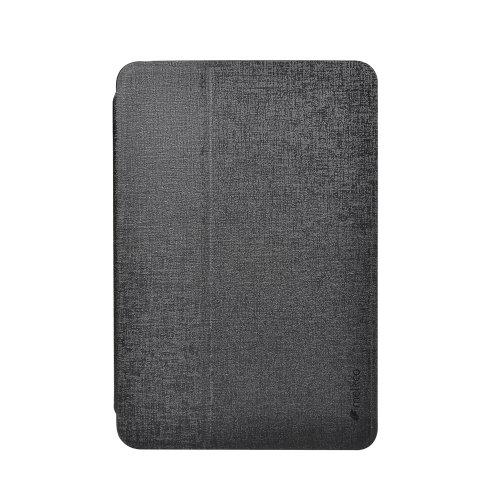 Melkco APMNRELCFJ1BK Air Frame Case für Apple iPad Mini Retina mit Ständer und Sleep Mode Funktion schwarz