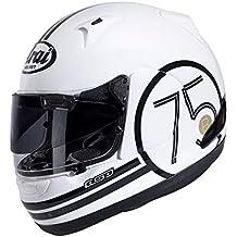 Arai - Casco Integral de Moto Quantum St Pro Premium Concetto, Color Negro