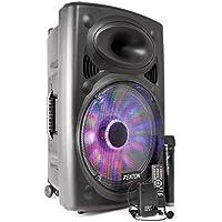 'Fenton fps15–Sistema portatile audio 15, colore: nero - Trova i prezzi più bassi su tvhomecinemaprezzi.eu