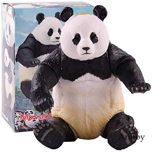 Figuras de acción de Yamaguchi Kung Fu Panda movibles Modelo de colección de PVC de Juguete