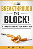 Are you feeling stuck creatively? This mini-eBook will give you five quick, easy ways to break out of any block and to renew your passion in your artistic field. You'll immediately learn immensely practical and inspirational tips that will have you c...